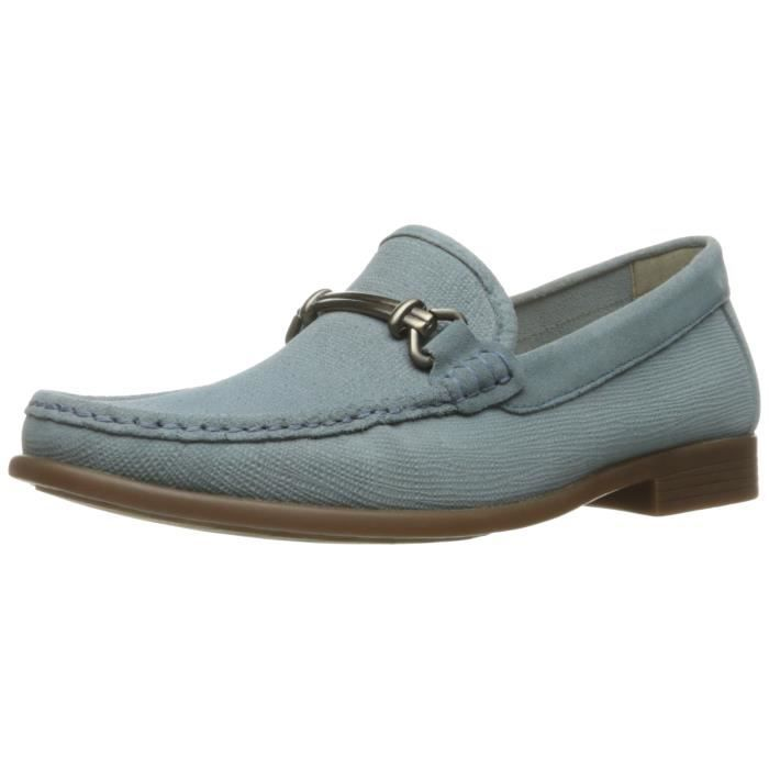 Kelby-moc Toe Bit Slip-on Oxford W67T4 Taille-39 1-2 PUxe2ys