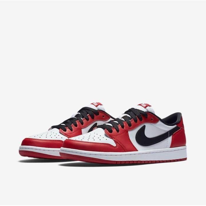 Air Jordans 1 Low Chaussures de Basket Air Jordans One AJ1 Chicago ...