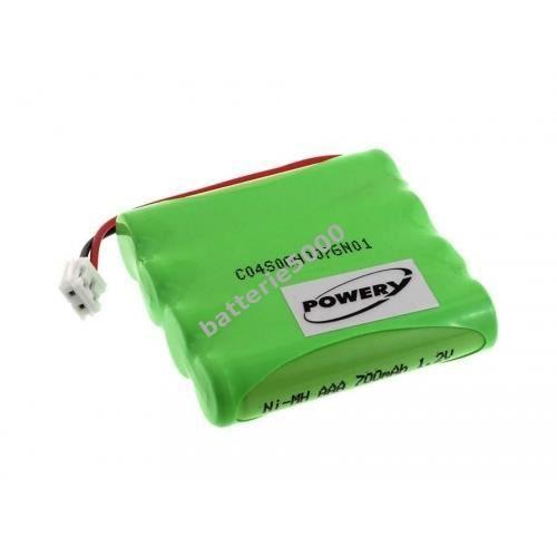 ÉCOUTE BÉBÉ Batterie pour Babyphone TOMY Walkabout Premier ...