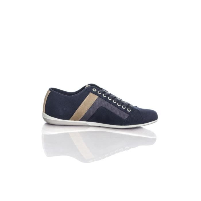 castor en Redskins Baskets Hidden Chaussures toile navy vqYPnEHx