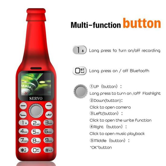 servo-telephone-portable-forme-bouteille
