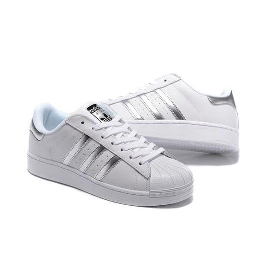 adidas superstar blanche et argent Off 56% - www.bashhguidelines.org
