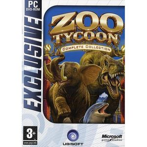 JEU PC Zoo Tycoon : Complete Collection Jeu PC