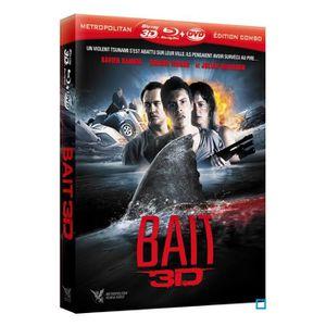 BLU-RAY FILM Blu-Ray Bait - ( bait iii ) combo 3d blu ray / dvd