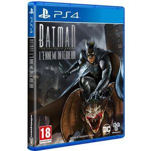 JEU PS4 Batman: A TellTale Series 2 L'Ennemi Intérieur Jeu