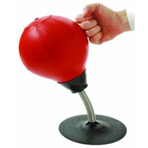 SAC DE FRAPPE Stress Buster bureau punching ball WTF9A
