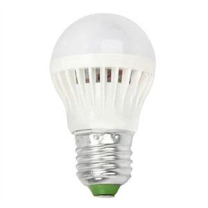 AMPOULE - LED E27 3W Constant Actuel Automatique Son Capteur Son