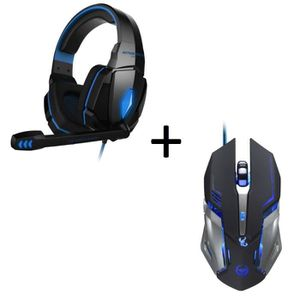 PACK CLAVIER - SOURIS PACK ACCESSOIRES : Pack Gaming pour PC HP OMEN (So