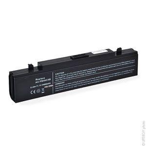 BATTERIE INFORMATIQUE Batterie ordinateur portable 11.1V 4400mAh - AA-PB