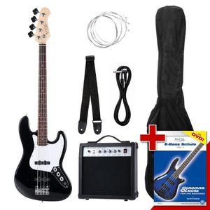 BASSE Rocktile Groovers Pack JB set pour basse électr…