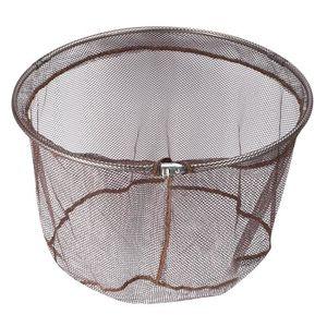 Pêche Épuisette Maille Filet 2.8*2.8cm pour Fisher Durable Professionnel