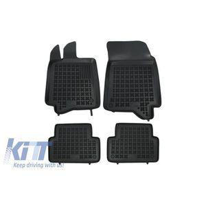 Tapis Sol Voiture Noir tapis bordure noire Convient Nissan Qashqai 2007-2013
