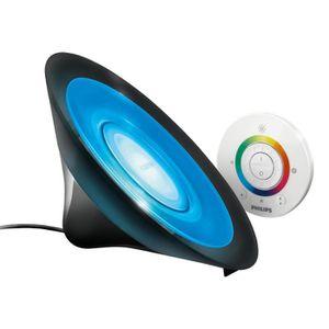 LAMPE A POSER Philips LivingColors Aura Black Décoration & Lampe