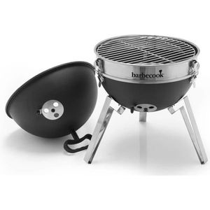 BARBECUE BARBECOOK Barbecue Charbon Nomade Billy Noir