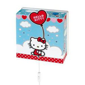 Applique murale hello kitty 2x e27 11w dalber achat for Applique murale 5 ampoules