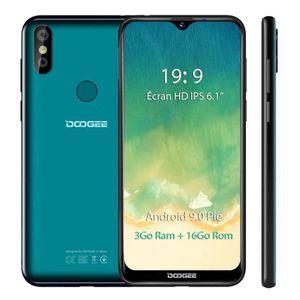 SMARTPHONE DOOGEE Y8 Téléphone portable Débloqué 6.1'' Écran