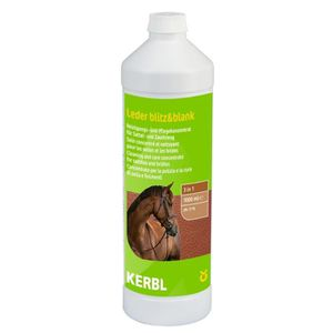 SOIN POUR ANIMAUX KERBL Soin pour cuir Clean&Care - 500ml