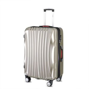 VALISE - BAGAGE Monzana Valise rigide Ikarus taille L champagne -
