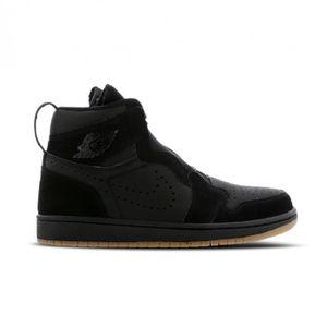 BASKET MULTISPORT Basket mode Nike Air Jordan 1 High Zip Noir