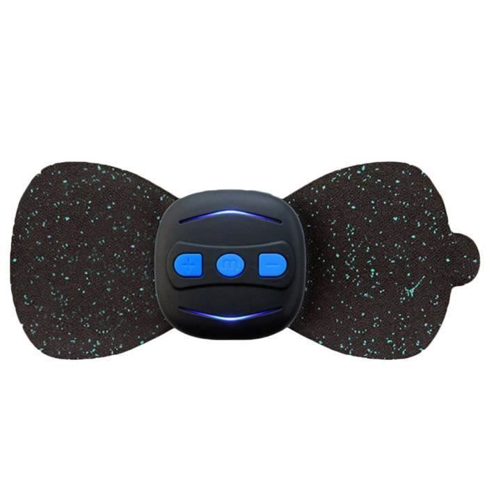 Appareils à électrodes de Massage Appareil tens Stimulateur de cou électrique sans fil pour soulager la douleur