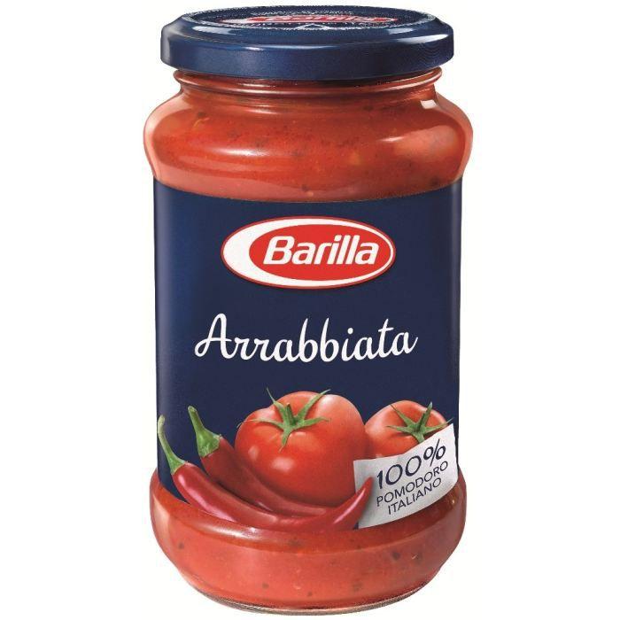 Sauce arrabbiata 400 g Barilla