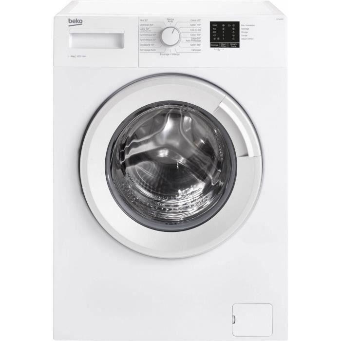 Lave-linge Frontal Beko Wts 61003