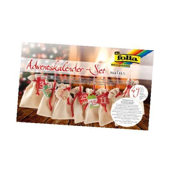 Folia 63121, Paquet cadeau, Support, Multicolore, 24 pièce(s), 100 mm, 130 mm