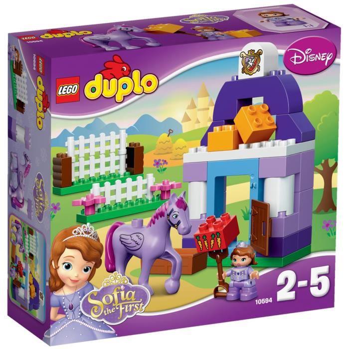 LEGO® DUPLO 10594 Ecurie royale de Princesse Sofia