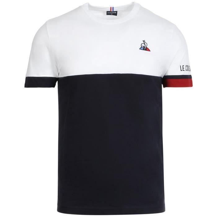T-shirt Le Coq Sportif Tricolore Tee