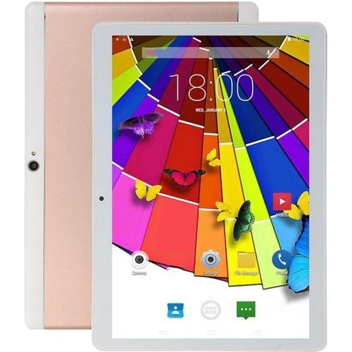 10.1- Tablette Tactile PC Android 8.0 10 core Double carte SIM