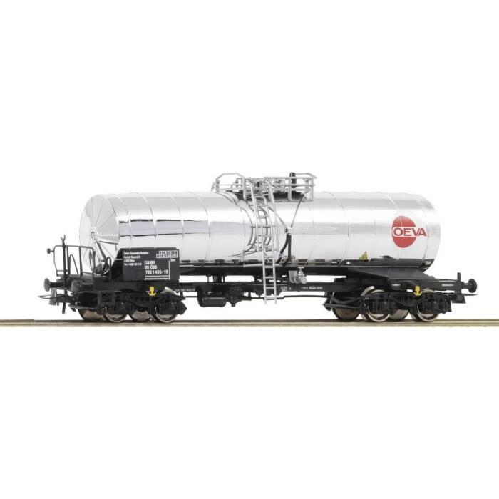 Wagon-citerne H0 Roco 47359 1 pc(s) - GARAGE A CONSTRUIRE - GARE A CONSTRUIRE - AEROPORT A CONSTRUIRE - PORT A CONSTRUIRE -