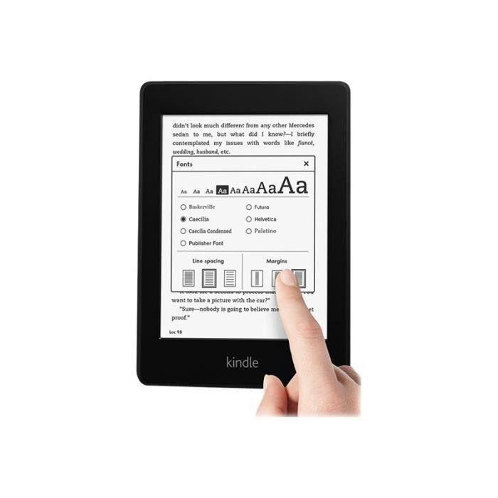 Chakil /Étui Fin et l/éger avec Fonction Sommeil Automatique pour  Kindle Paperwhite E-Reader pour Kindle Paperwhite Compatible avec Toutes Les g/én/érations de Paperwhite 11