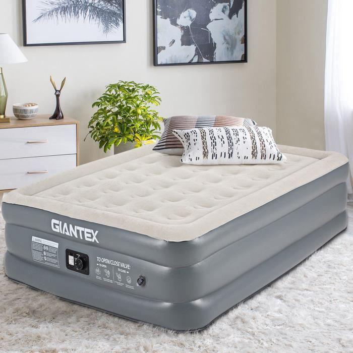 Giantex Queen Size Luxury Raised Air