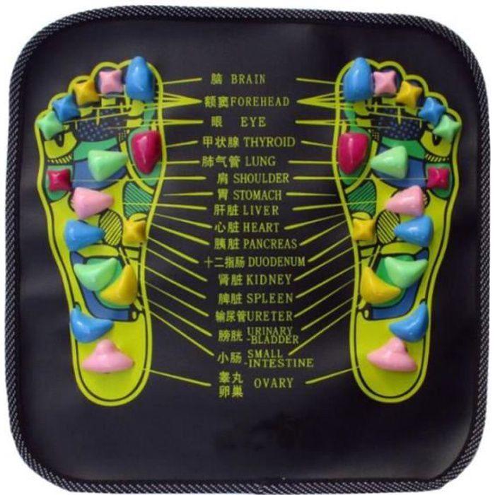 tapis d acupression pour pieds