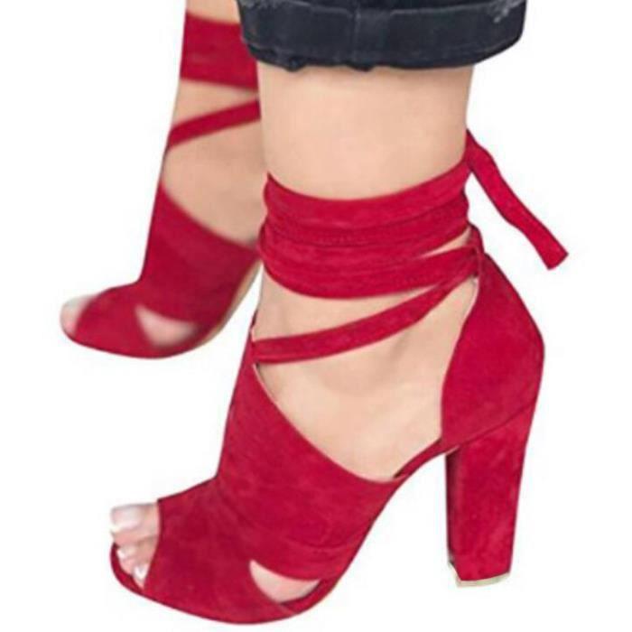 TALONNETTE TALONNETTE Chaussures d'été pour femmes à talons h