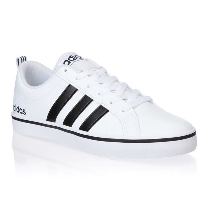 f1254f302caa ADIDAS ORIGINALS Baskets VS Pace - Homme - Blanc Blanc - Achat ...