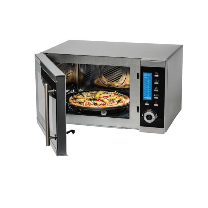 MICRO-ONDES Four micro-ondes 4 en 1 avec Grill 25L (MD 15501)