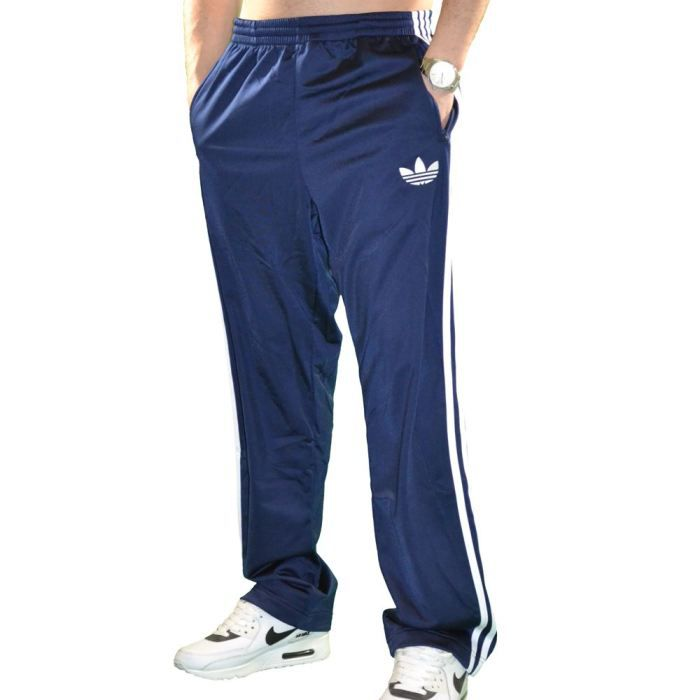 adidas bas de jogging homme bleu achat vente pantalon adidas bas de jogging h. Black Bedroom Furniture Sets. Home Design Ideas