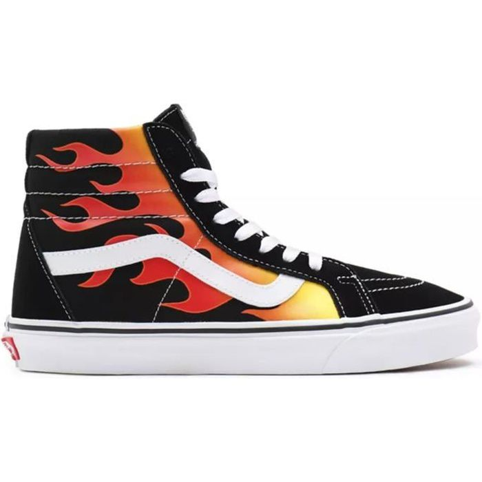 Vans SK8-Hi Reissue Flame VN0A2XSBPHN - Chaussure
