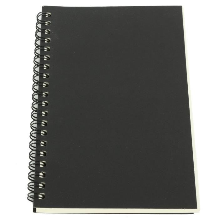80 feuilles noir CANSON Carnet de croquis ARTBOOK ONE DIN a3