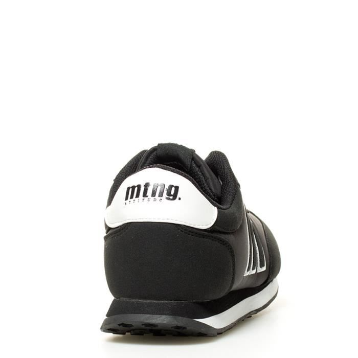 Mustang - Chaussures noires, Funner blanc