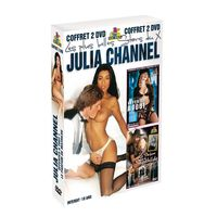 DVD X - EROTIQUE JULIA CHANNEL