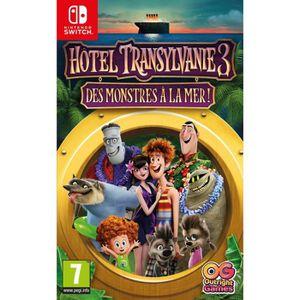 JEU NINTENDO SWITCH Hotel Transylvanie 3 Des Monstres à la Mer ! Jeu S