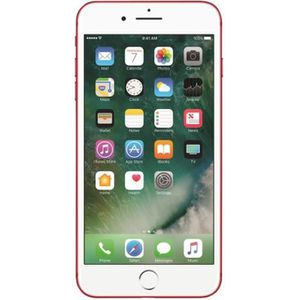 SMARTPHONE iPhone 7 Plus 256 Go Red Reconditionné - Comme Neu