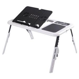 EQUIPEMENT DU LIT Table de lit et Support Ordinateur portable Ajusta