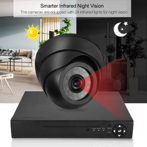 CAMÉRA DE SURVEILLANCE Kit de DVR pour système de caméra sécurité intelli