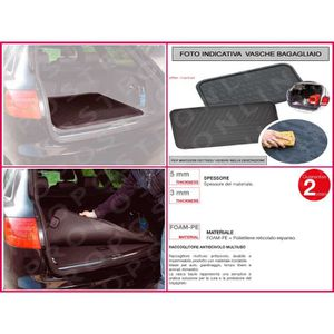 SAC - FILET DE COFFRE Bac de coffre Renault Clio IV 5 portières à partir