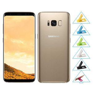 SMARTPHONE D'or Samsung Galaxy S8 G950F 64GB occasion débloqu