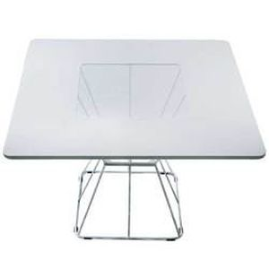 Table carree levity 8 personnes achat vente table de for Table 8 personnes carree