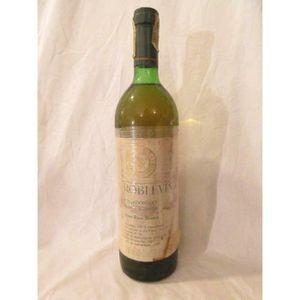 VIN BLANC maipu roblevina chardonnay blanc 1987 - mendoza ar
